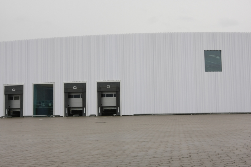 SANAA Factory Building Vitra Weil am Rhein