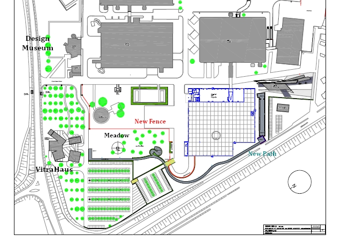 vitra campus map