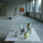 Depot Basel Craft and Drawing Lukas Wegwerth Untitled Vases