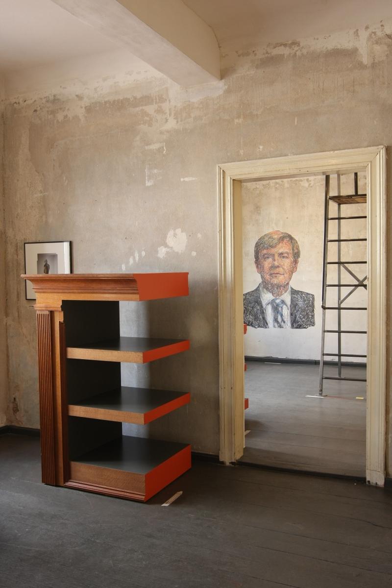King Size Art and Design Fit for a King Ampelhaus Oranienbaum Rolf fr Willem-Alexander Kuin Heuff