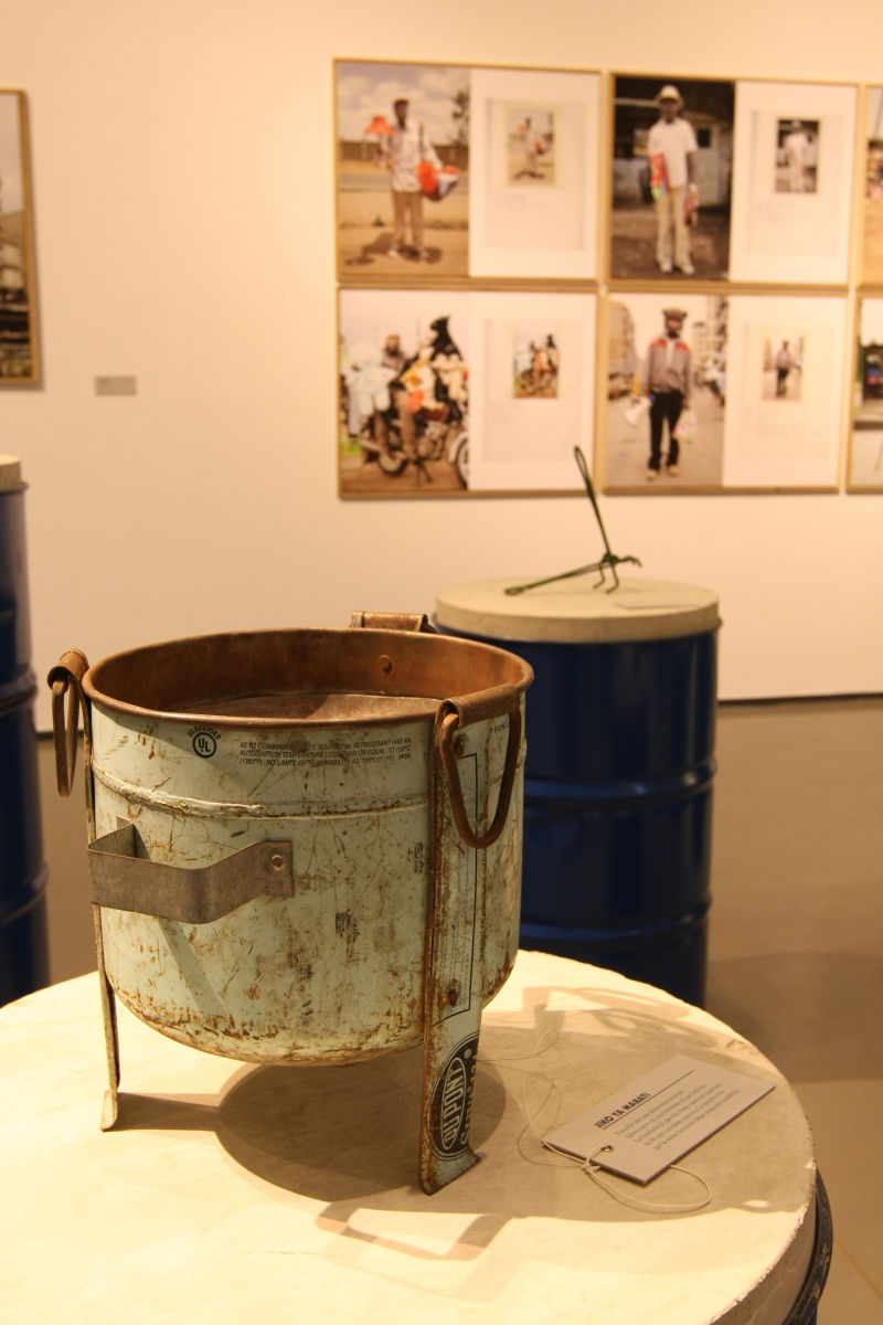 Triennale Design Museum Milan Made in Slums Mathare Nairobi Jiko Ya Mabati