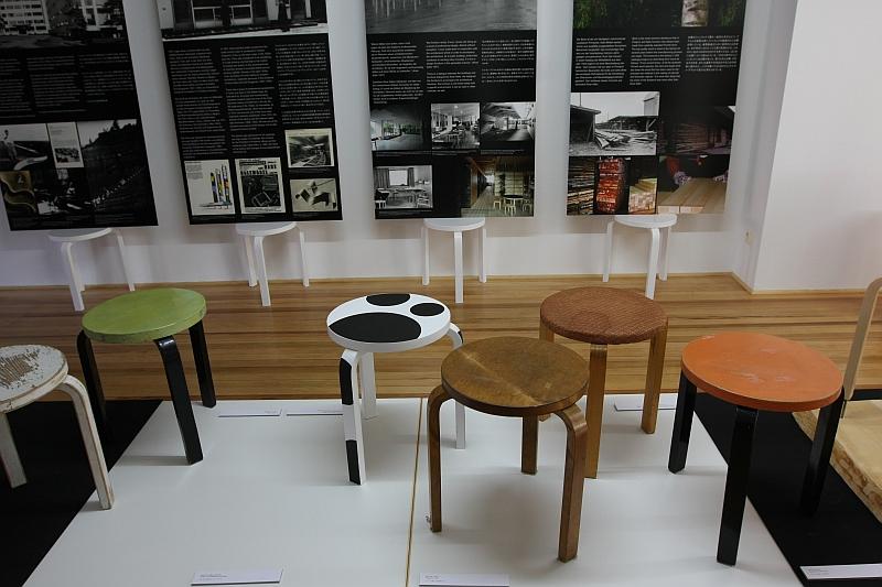 Vitra acquire Artek Eames meets Aalto Alvar Aalto 60 stool