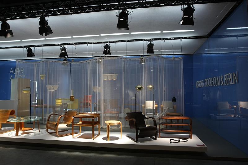 Vitra acquire Artek Eames meets Aalto Jackson Gallery Basel