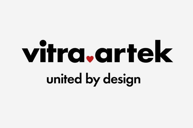Vitra acquire Artek Eames meets Aalto Logo