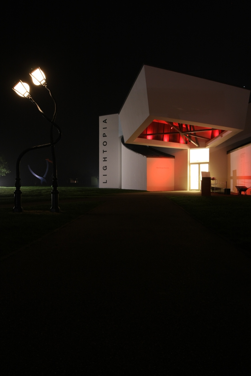 vitra design museum lightopia