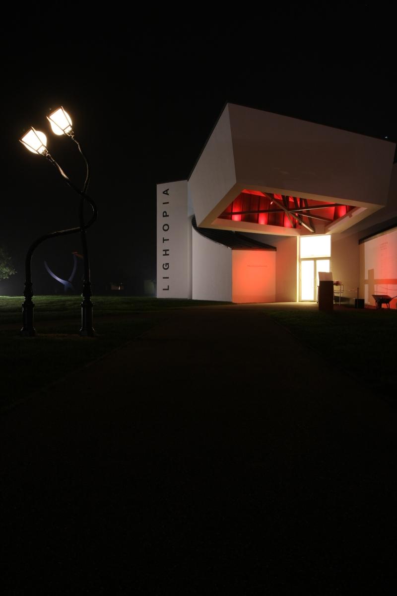 Vitra Design Museum Lightopia Smow Blog English