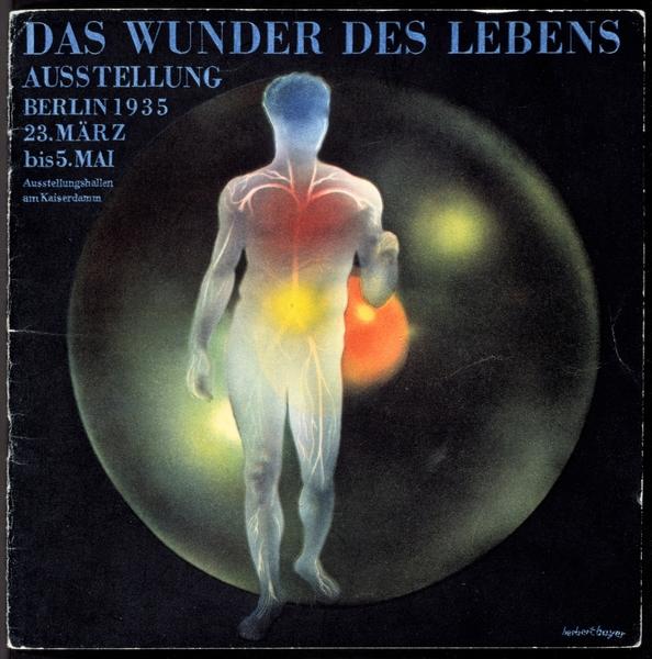 5 New Design Exhibitions for November 2013 mein reklame fegefeuer herbert bayer werbegrafik 1928 1938 at Bauhaus Archiv Berlin, Germany