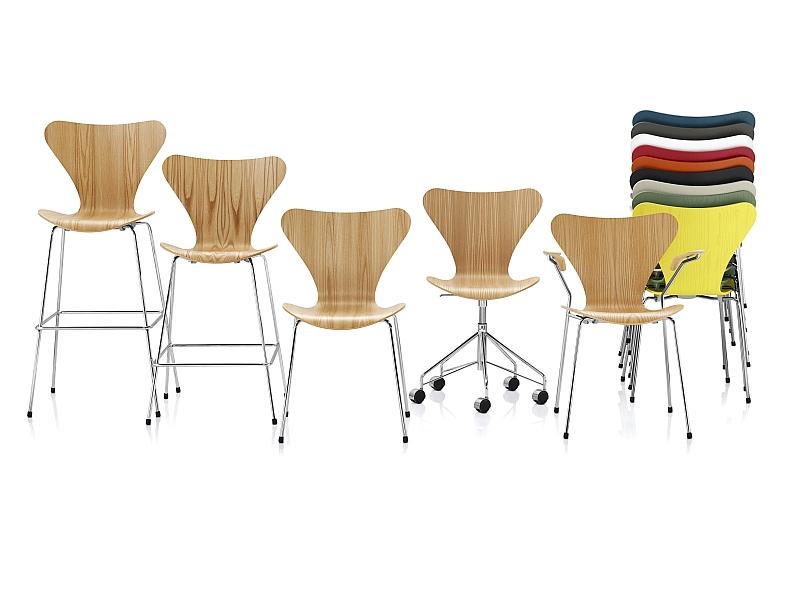 5 jahre smow 5 wochen geburtstagslaune diese woche mit stuhl serie 7 von arne jacobsen. Black Bedroom Furniture Sets. Home Design Ideas
