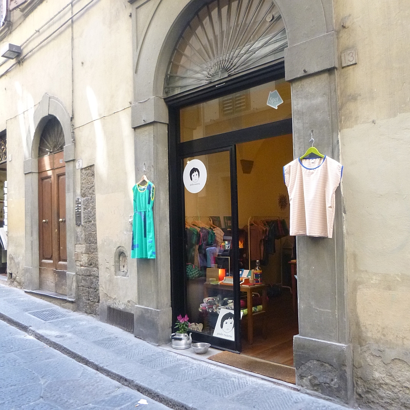 Passionswege à la Firenze Giulia Materia