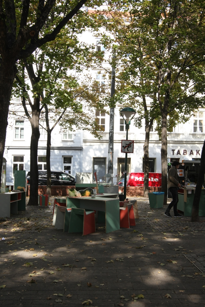 Vienna Design Week 2013 Construisine