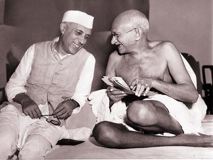 Designing India Nehru Gandhi