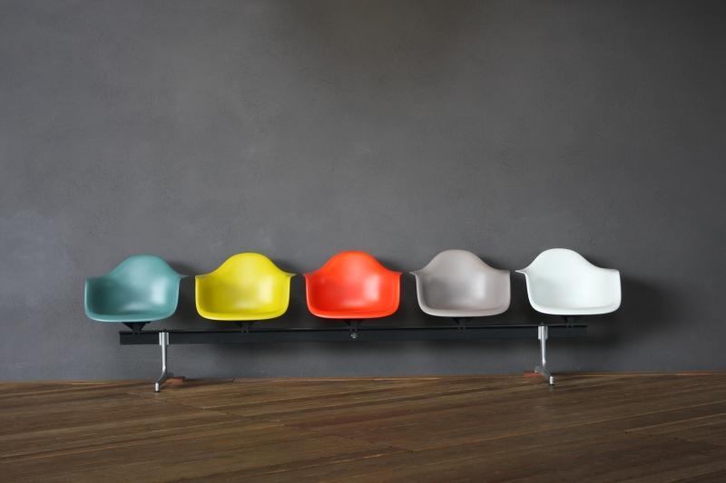 Vitra Eames Plastic Armchair shell