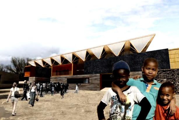 Guga Children's Theatre Project Exhibition