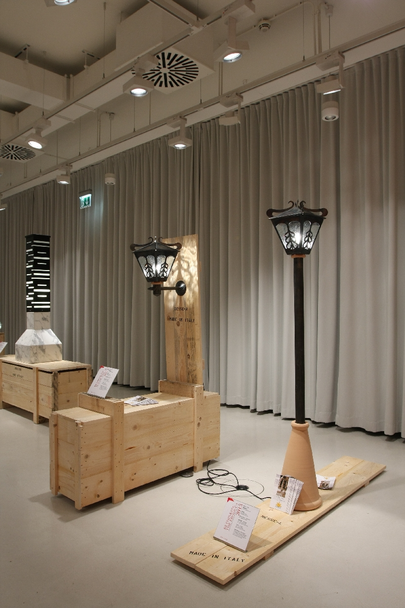 rethinking the product design made in italy zu gast in