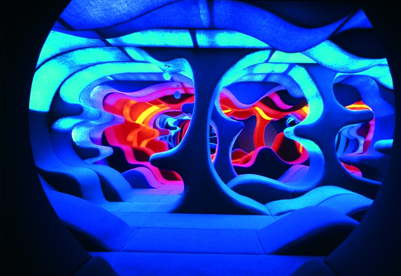 25th January 1970 Visiona 2 Verner Panton Cologne