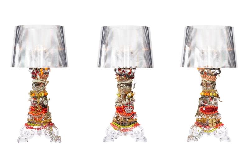 Ferruccio Laviani Bourgie Lamp Small Bourgie by Ferruccio Laviani