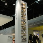 IMM Cologne 2014 Stylepark Featured Editions The ladder Shelf Magnus Ingerstedt String