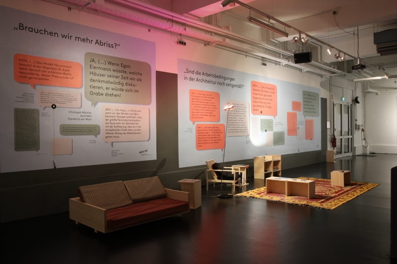 Passagen Cologne 2014 BKULT Featuring Van Bo Le-Mentzel Konstruieren statt Konsumieren AIT-ArchitekturSalon Köln