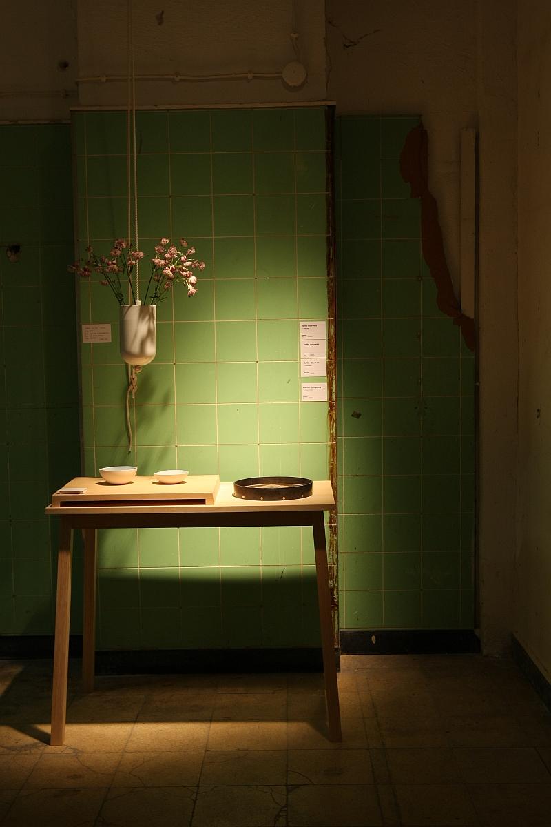 Passagen Cologne 2014 Gronicles Spatial Vase by Lotte Douwes