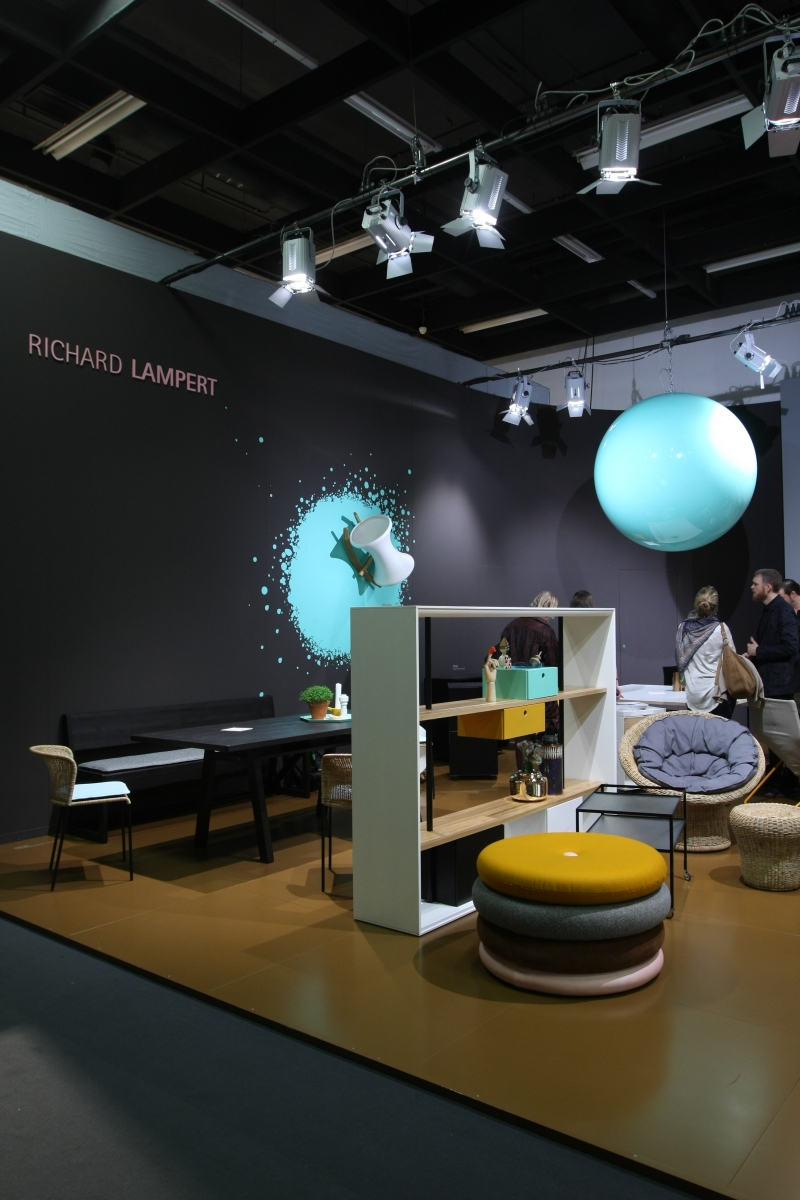 Richard Lampert IMM Cologne 2013