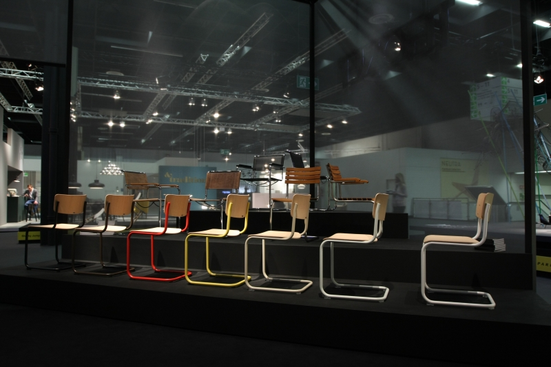 (smow) blog compact IMM Cologne Special Thonet Mart Stam S 43 colour
