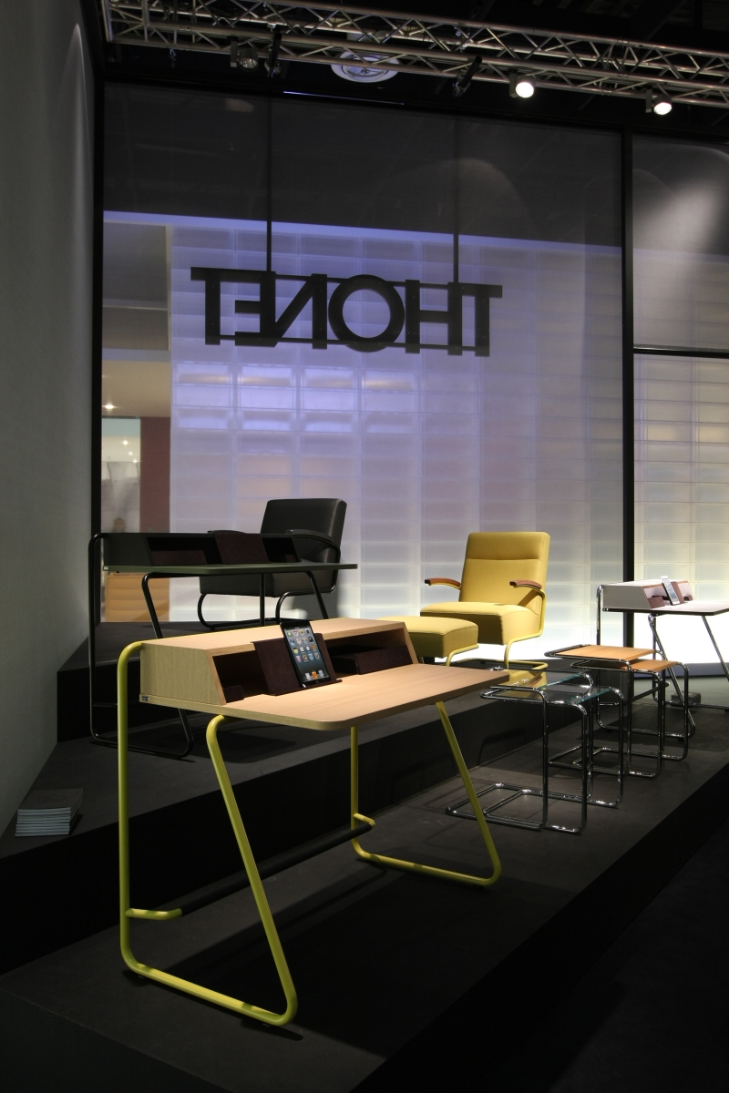 (smow) blog compact IMM Cologne Special Thonet S 1200 desk Randolf Schott Thonet Design Team