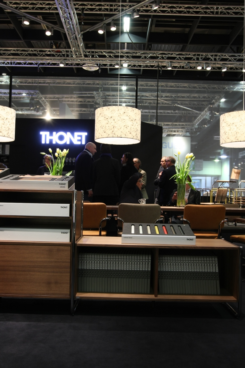 (smow) blog compact IMM Cologne Special Thonet S 290 Sabine Hutter Thonet Design Team