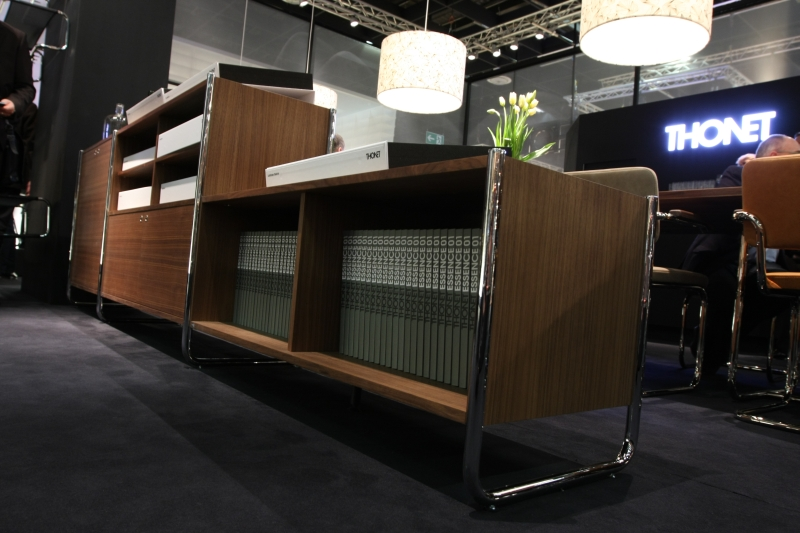 (smow) blog compact IMM Cologne Special Thonet S 290 by Sabine Hutter Thonet Design Team