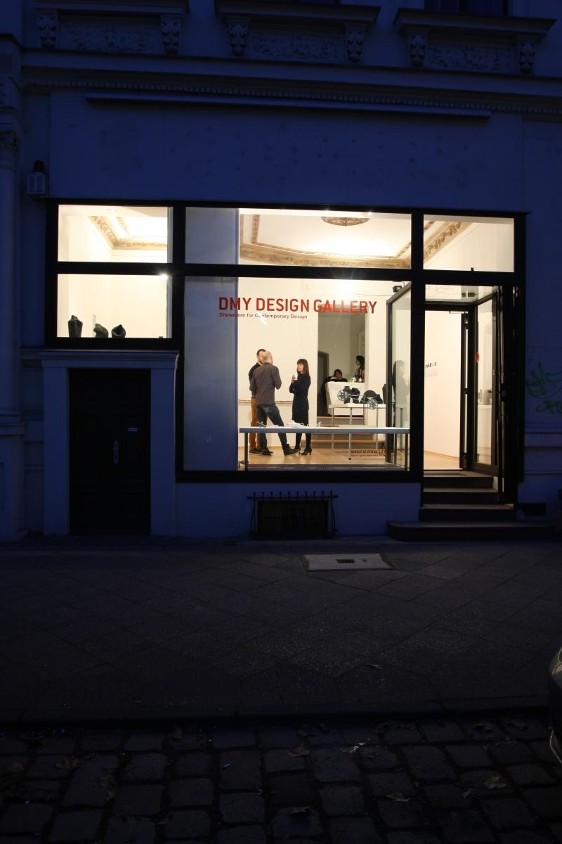 DMY Design Gallery Berlin Birgit Severin Lifetimes