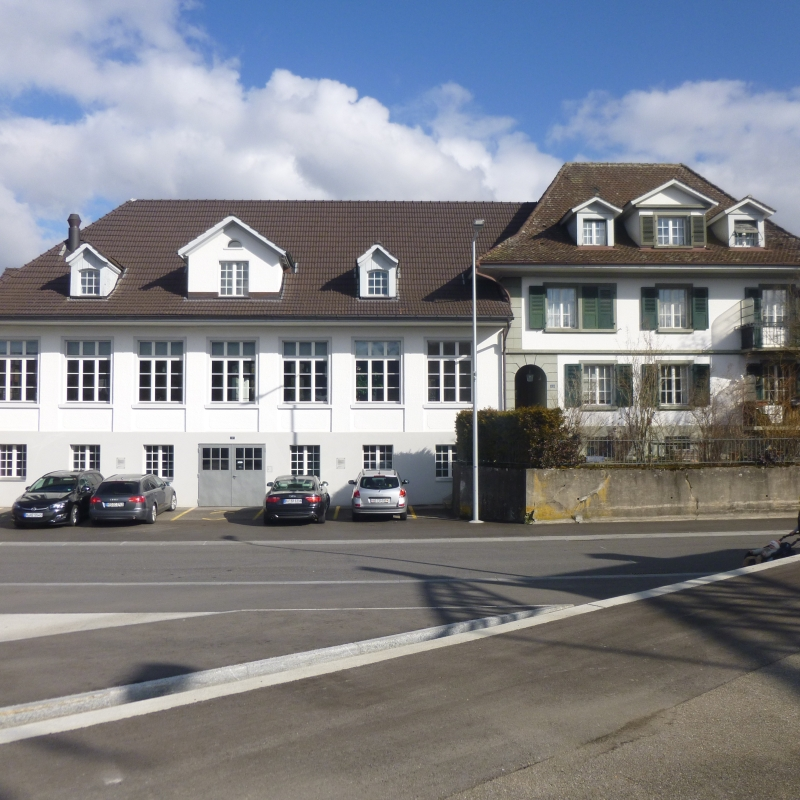first usm factory münsingen