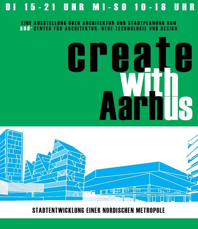 Create with Aarhus at the Wilhelm Wagenfeld Haus, Bremen