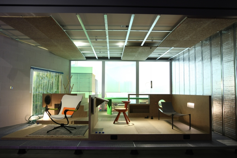 Konstantin Grcic Panorama Vitra Design Museum Life Space