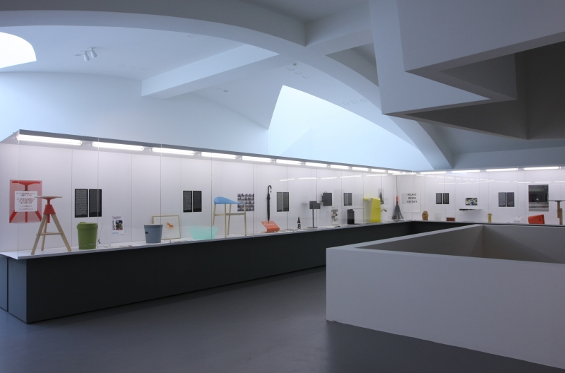 Konstantin Grcic Panorama Vitra Design Museum Object Space
