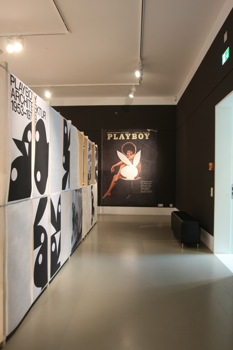 Playboy Architecture 1953 1979 Deutsches Architekturmuseum Frankfurt am Main