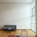 The Kramer Principle Design for Variable Use Museum Angewandte Kunst Frankfurt am Main FK12 Fortyforty side table FK09 Westhausen sofa