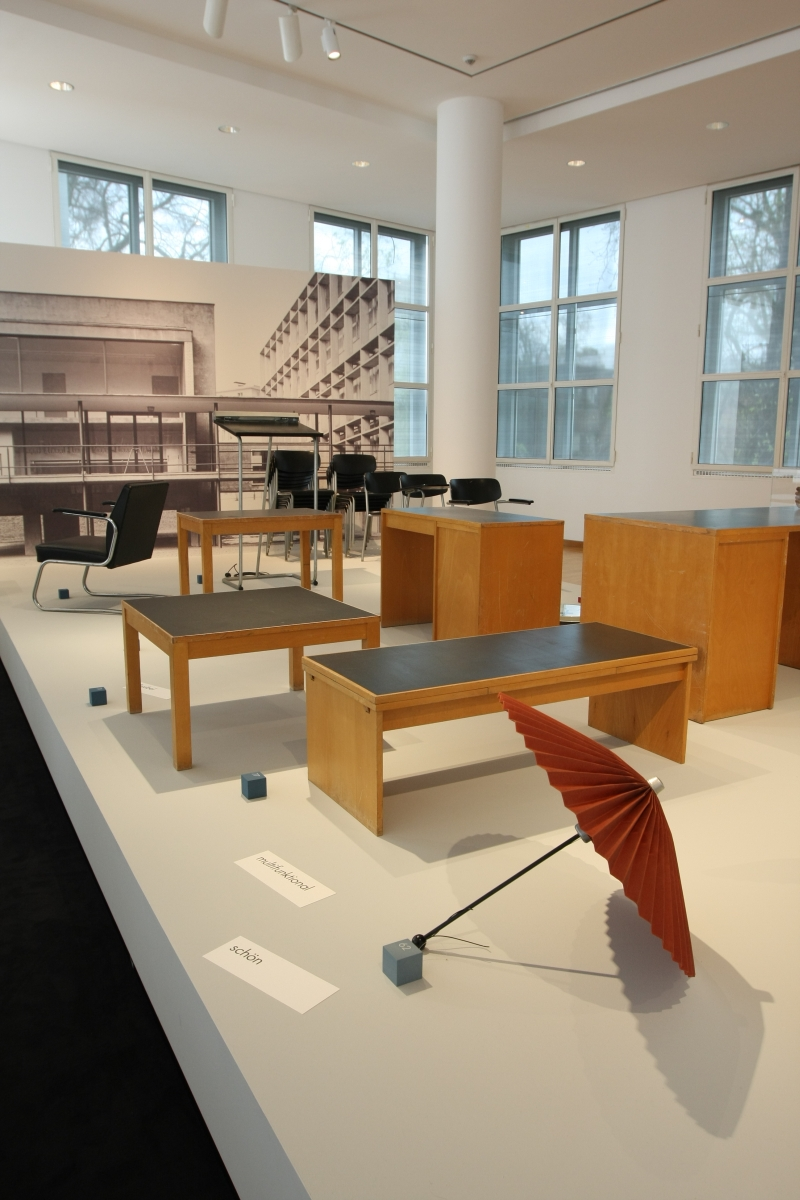 The kramer principle design for variable use museum for Designer frankfurt