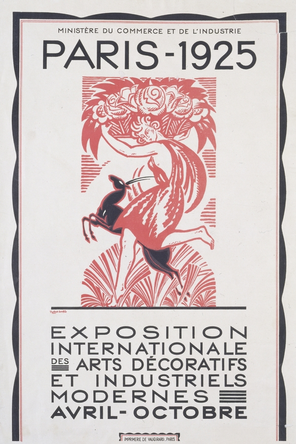 Exposition internationale des Arts Décoratifs et industriels modernes Paris 1925