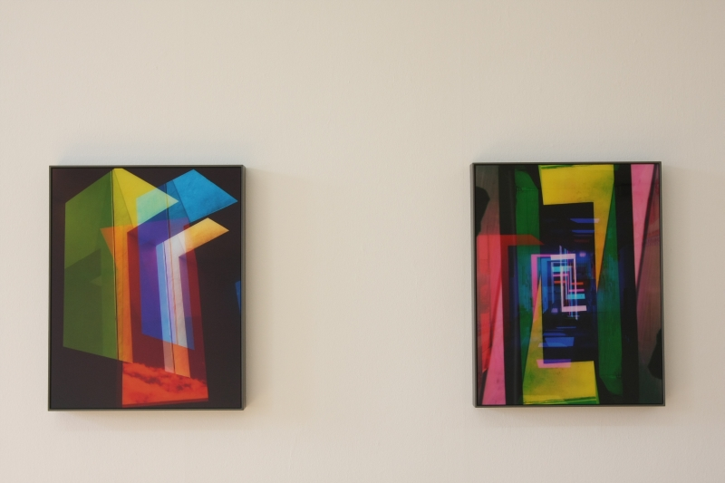 Haus am Waldsee Berlin Ola Kolehmainen Geometric Light Konstruktivizm Infantil