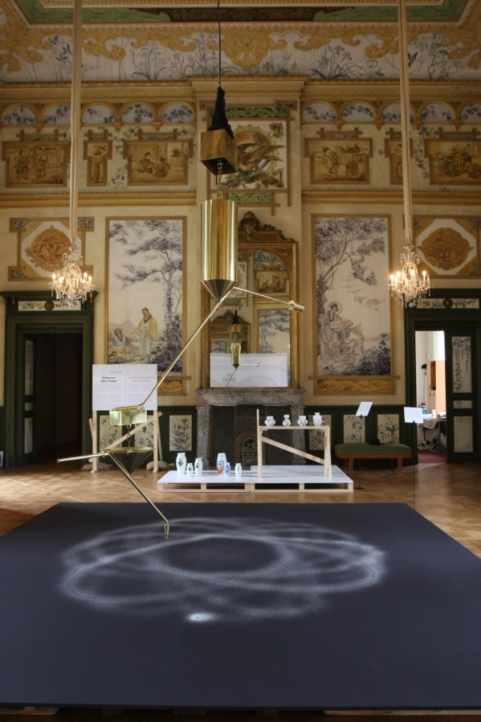 Kunstgewerbemuseum Dresden WerkStadt Vienna Design Engaging the City Philippe Malouin Time Elapsed J & L Lobmeyr
