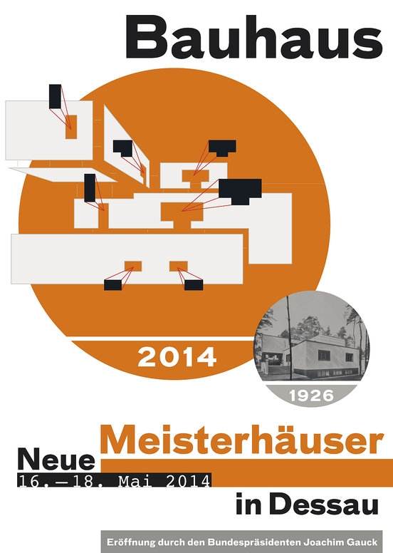 Meisterhausfest Bauhaus Dessau
