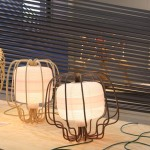 Rattan Light by hettler.tüllmann, as seen at Berlin Design Selection, Milan 2014