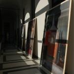 Milan Design Week 2014 Le Feu Sacré Designers and glass blowers at Institut Francais 01