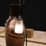 Milan Design Week 2014 Le Feu Sacré Designers and glass blowers at Institut Francais Vase Bulb David Dubois