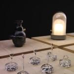 Milan Design Week 2014 Le Feu Sacré Designers and glass blowers at Institut Francais Vaurien Andreas Brandolini