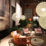 Moooi Milan 2014 Taffeta sofa Alvin Tjitrowirjo Random light Bertjan Pot
