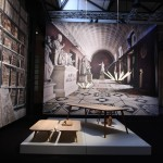 Moooi in Milan 2014: Tapered Table by Moooi Works and Zio Coffee Table by Marcel Wanders