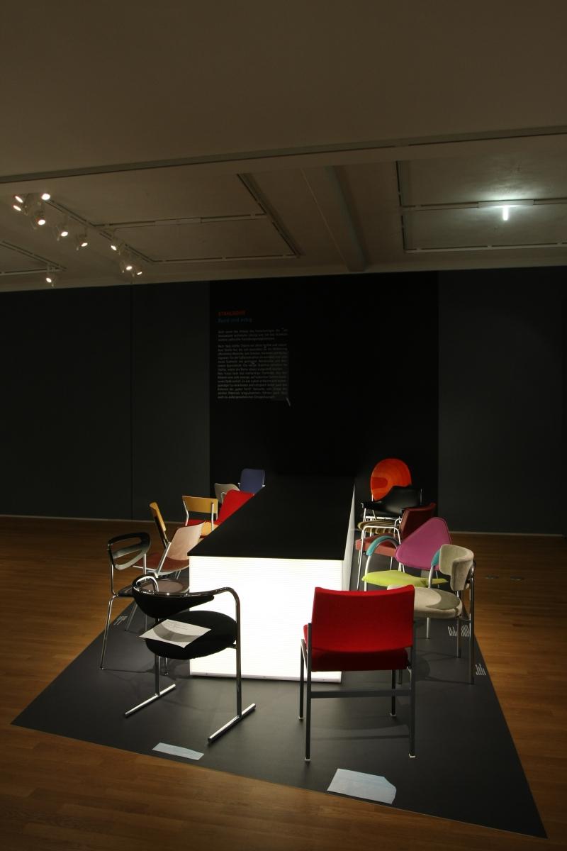 Möbel Leipzig sitzen liegen schaukeln möbel thonet grassi museum für