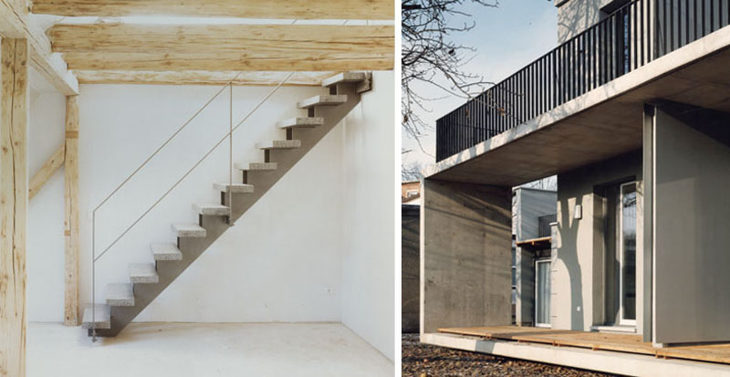 Umbau Handschunäherei zu Wohnungen, Limbach-Oberfrohna Reichel Schlaier Architekten Stuttgart 2