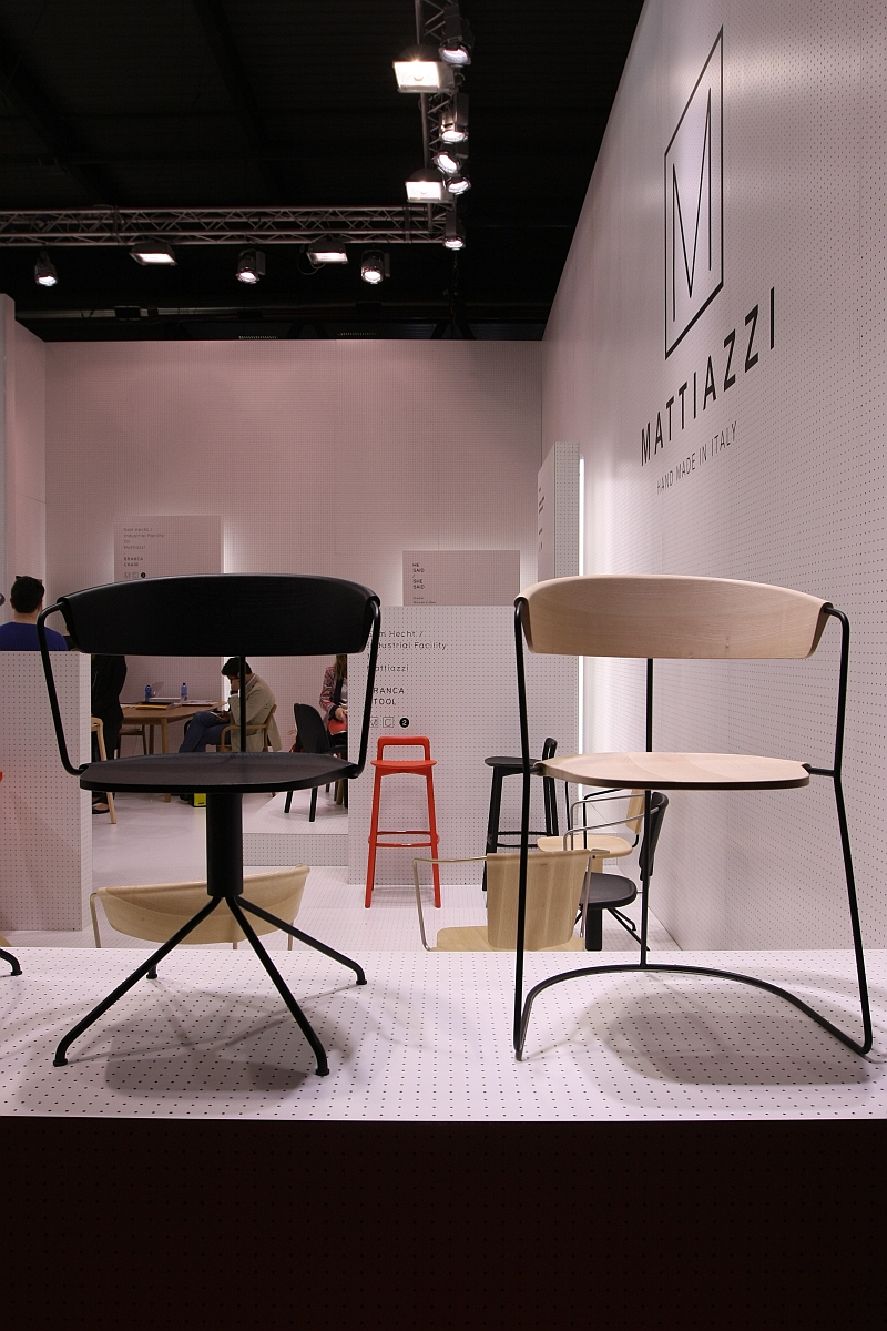 Uncino by Ronan and Erwan Bouroullec for Mattiazzi