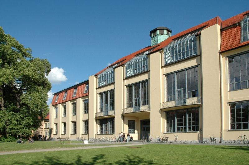 Bauhaus University Weimar (Photo © Bauhaus-Universität Weimar, Foto: Nathalie Mohadjer)